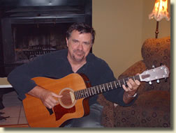 Rick Hardeman, Acoustic Guitar Teacher, Sarasota, FL